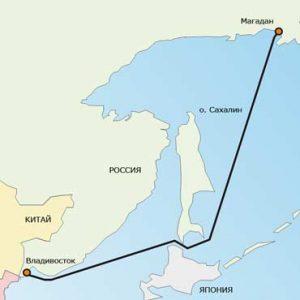 Владивосток - Магадан